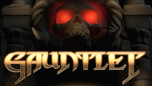 Gauntlet main menu