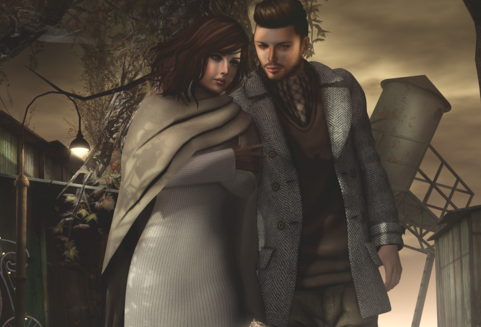 Battlescars SL fashion windlight resource blog