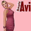 Ample Avi Full figured avatar shapes for Second Life