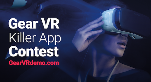 Gear VR Killer App Upload VR event
