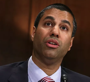 Ajit Pai FCC net neutrality games