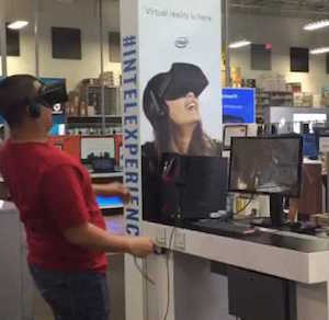 Oculus Best Buy VR hype