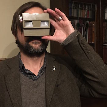 William Huber VR empathy game academic