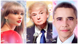 Meitu Avatars Pretty App