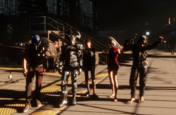 Sansar Spielberg Cline Ready Player One Linden Lab Ebbe