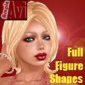 Ample Avi Full figured avatars for Second Life