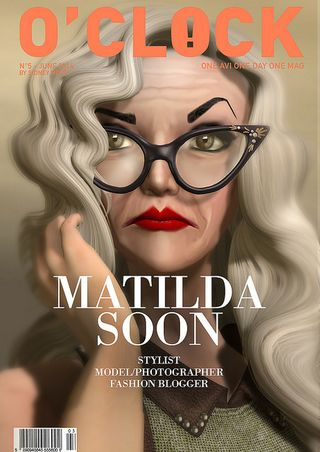 O'Clock Magazine 5 Matilda Soon