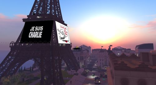 Second Life Paris Solidarity