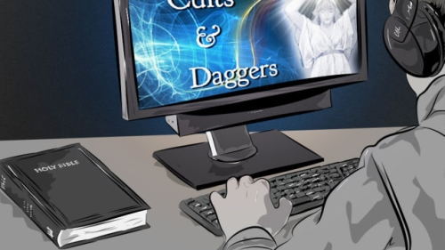 Cults and Daggers Religion Game