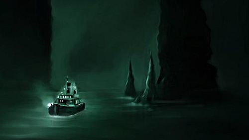 Sunless sea video review main