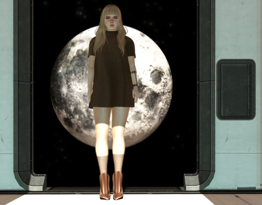SL Moon Planet fashion