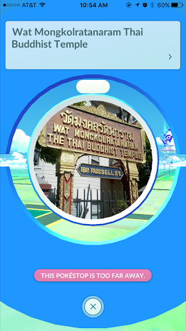 Pokemon Go Berkeley Pokestop