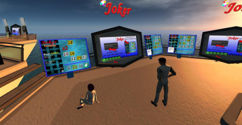 Skill Gaming Second Life