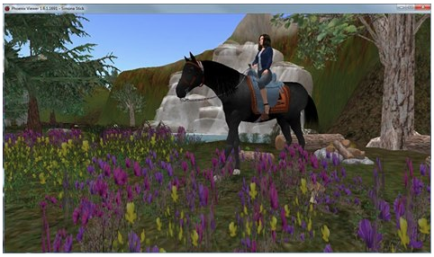 DreamWorld OpenSim open source viewer