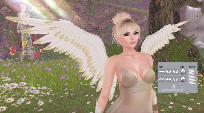 SL Bento Avatar Wings