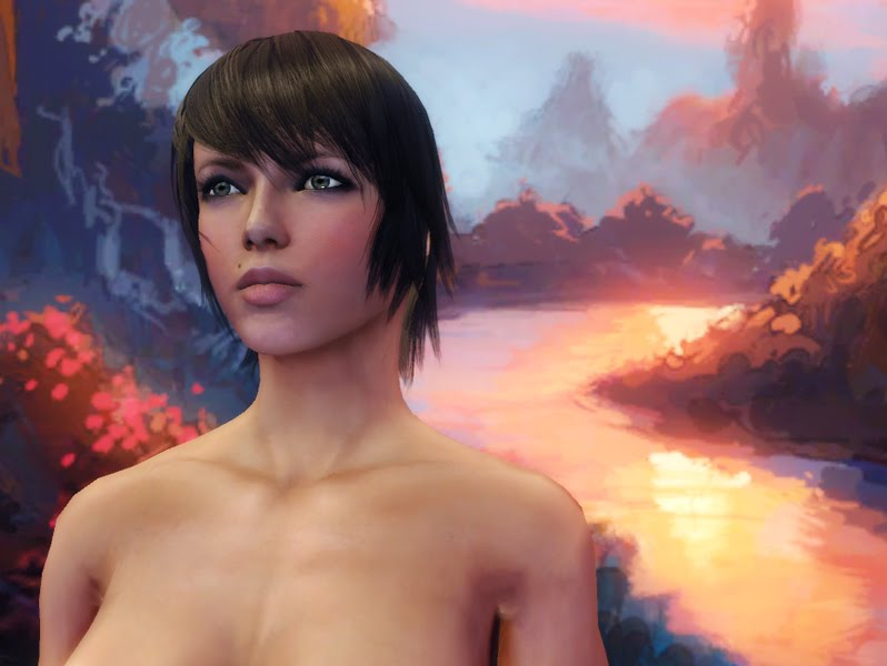 Blue Mars Female Avatars