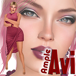 Ample Avi  SL avatars
