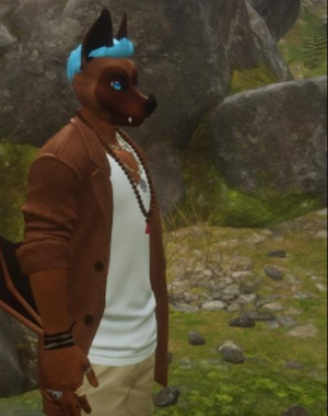 Sansar Second Life Furry Social VR