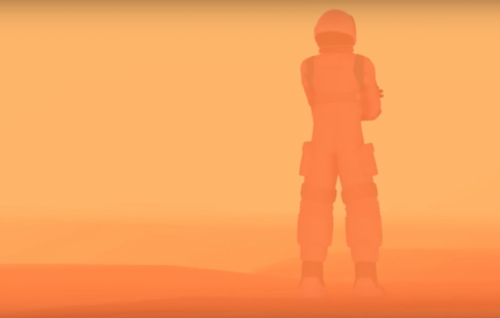 SL machinima mars