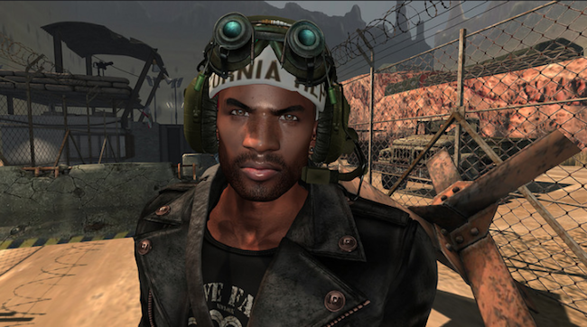 Fallout Evolved Second Life MMO