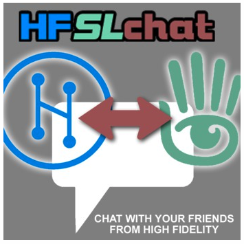 High Fidelity second life philip rosedale chat