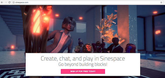 New World Notes: Sinespace Help Wanted: Remote Part-Time Web