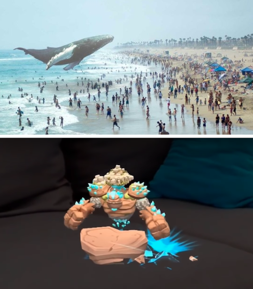 Magic Leap Augmented Reality Hype