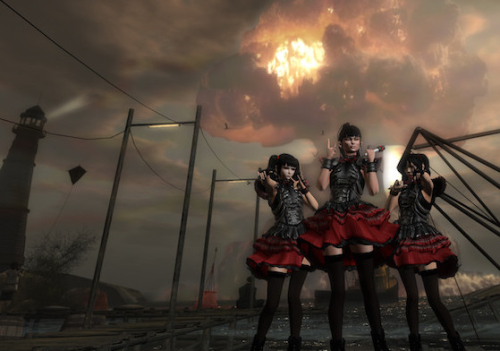 Baby Metal Project SL Tribute Show