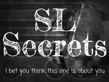 SL Secrets Blog logo
