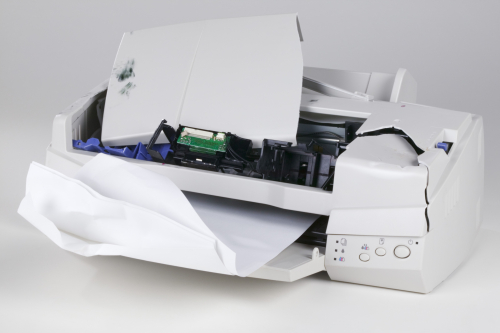 SL broken printer