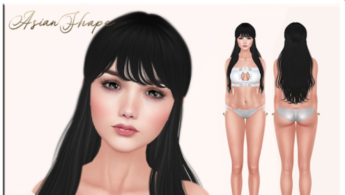 SL Asian avatar fetish