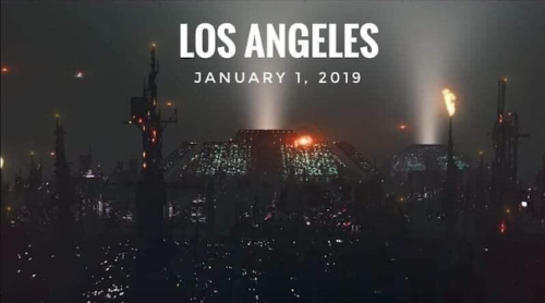 Blade Runner Los Angeles 2019