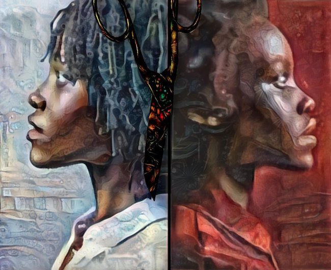 Nettrice Gaskins Deep Dream US movie