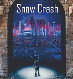 Metaverse Snow Crash game