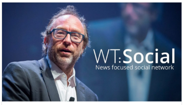 WT Social network Jimmy Wales pseudonyms