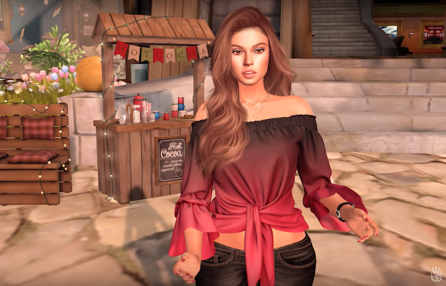 Strawberry Linden YouTuber Second Life