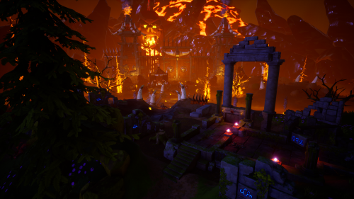 Manticore screenshot underworld