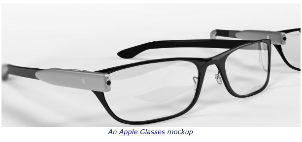 Apple AR glasses third party Mac Rumors