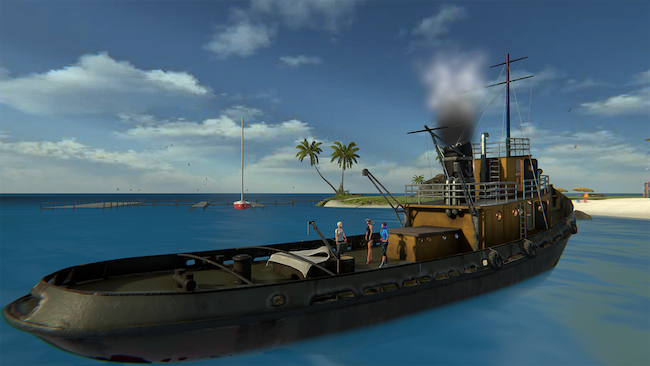 Tugboat1 Sinespace Unity 3D competition
