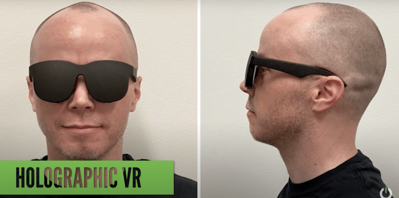 Facebook Holographic VR expert analysis