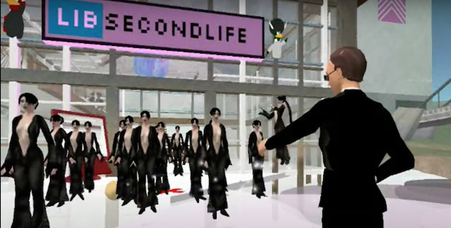 Second Life griefing hacking copybotting