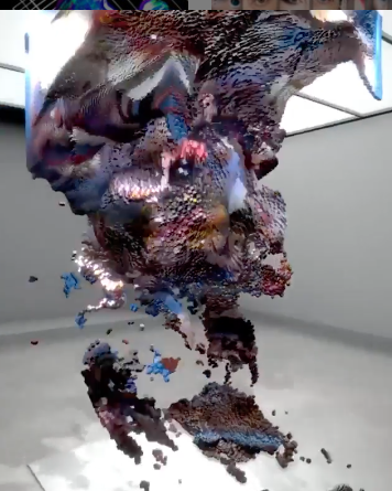 Watch: Mesmerizing Procedural Art Sculpture by Michael Kozlowski