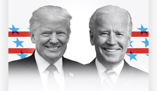 Blind Survey Trump Biden Tech Survey