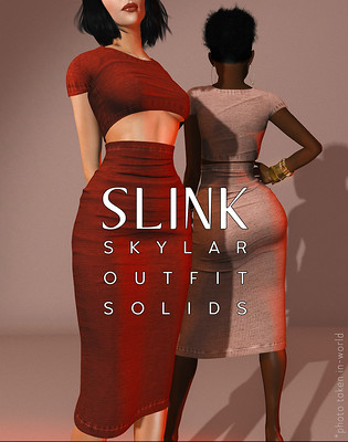 Slink SL Mesh body well optimized