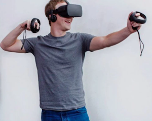 Zuckerberg Oculus Quest EFF Doctorow