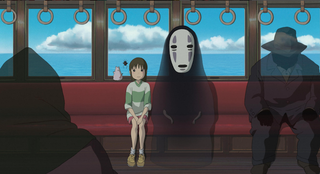 Spirited Away Studio Ghibli free images