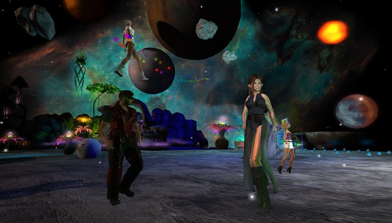 Inspire Space Park Second Life