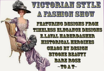 Victorian Fashion Blog on 12pm   Victorian Fashion Show