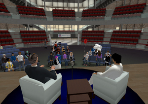 Gov_warner_addresses_the_sl_audience