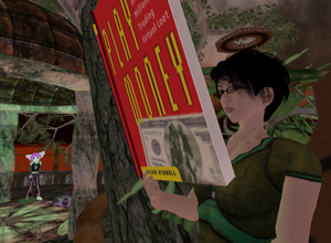 Lethe_reads_play_money
